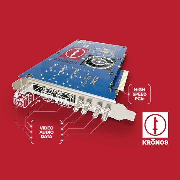 Introducing the KRONOS Range