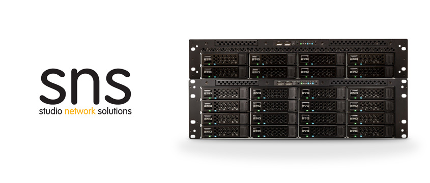Technology Partners - SNS - Studio Network Solutions