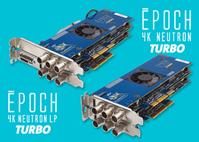 Epoch | 4K Neutron TURBO