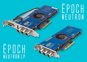 Epoch | Neutron