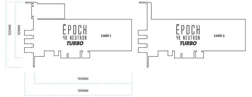 Bluefish444 - Professional HD SDI Video Capture Cards - Epoch   4K