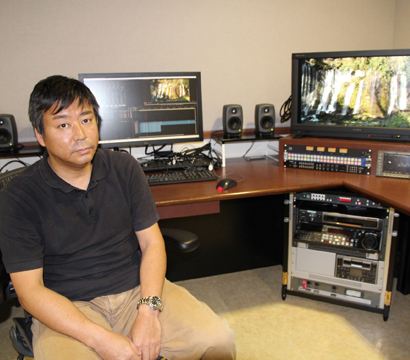 NIPPON TV GROUP TECHNOLOGY COMPANIES PURSUING 4K WORKFLOWS