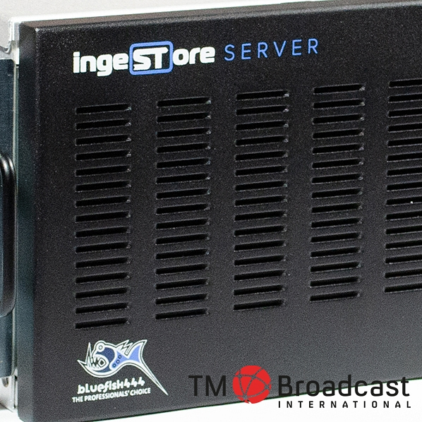 IngeSTore Server 3G Industry Review