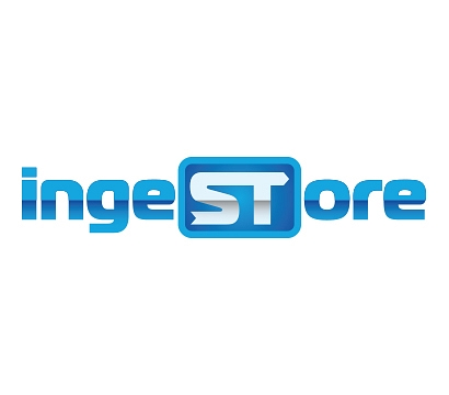 Bluefish444 IngeSTore Logo