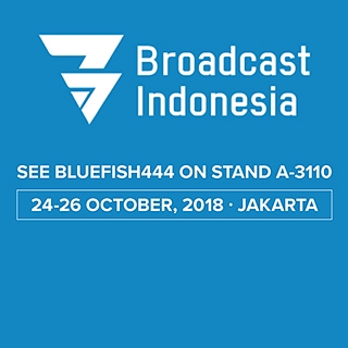 Broadcast Indonesia 2018