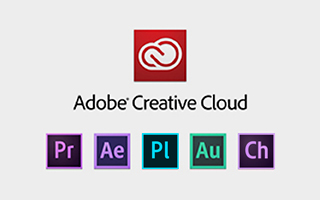 Adobe Creative Suite CC. Audition, Premiere Pro, SpeedGrade.