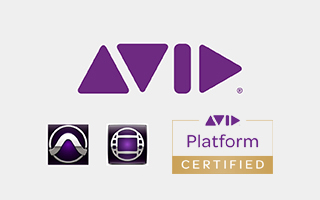 Avid Media Composer Pro Tools.