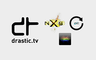 Drastic Technologies Media NXS, Preview Pro & videoQC.